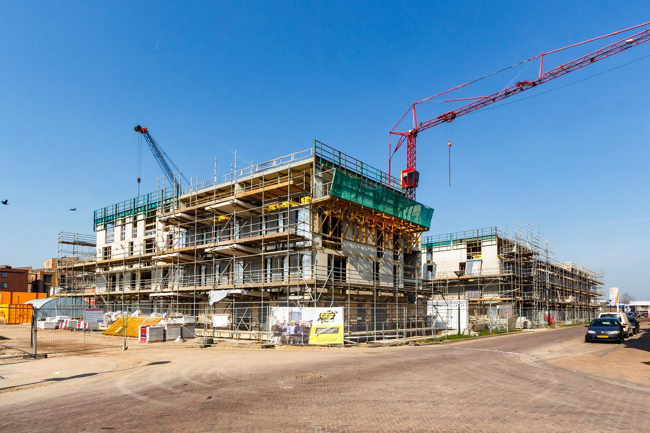 Nieuwbouw veld 11 & 12 Noorderhaven
