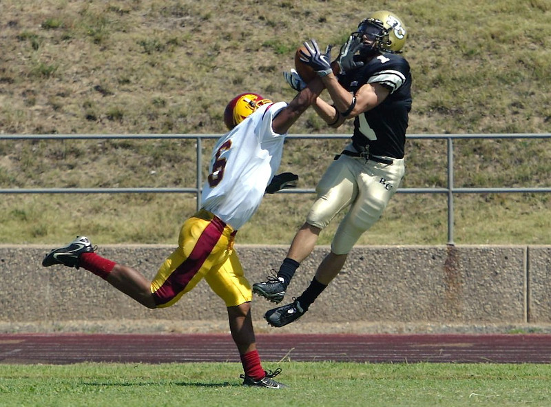 Butte vs Sac City Football