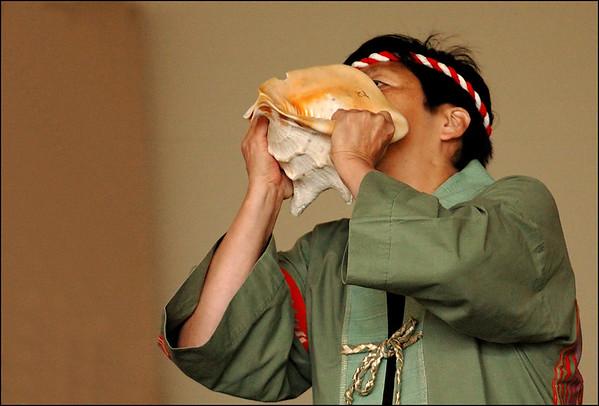 Community Memorial Service for Tatsuo Nakata, November 18, 2006