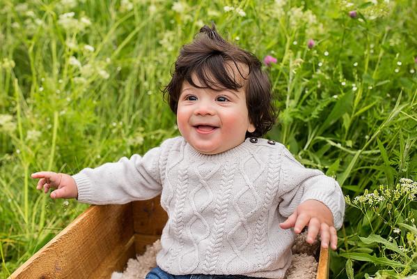Benjamin-6 Months [For Carolyn]