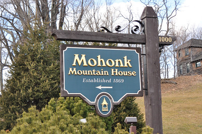 Locavore Weekend at Mohonk