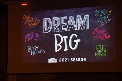 4-18-2021 Firehouse Dream Big Reveal 2021-2022 Season