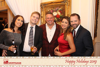 MVB Mortgage Holiday Party 2019