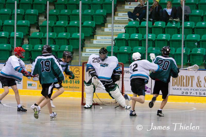 Okotoks Icemen vs Calgary Wranglers May 29, 2010
