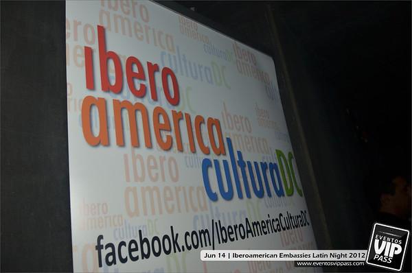 Iberoamerican Embassies Latin Night 2012 @ FUJIMAR | Thu, Jun 14