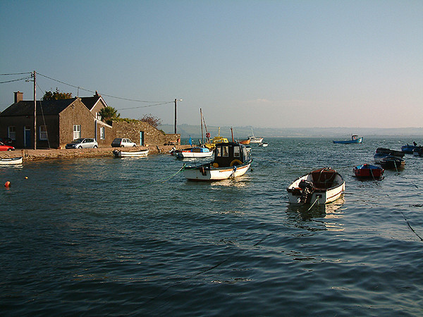 Youghal - Fishing harbor