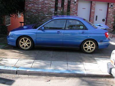 My Subaru WRX