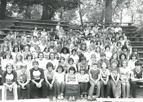 Camp Photos 1981