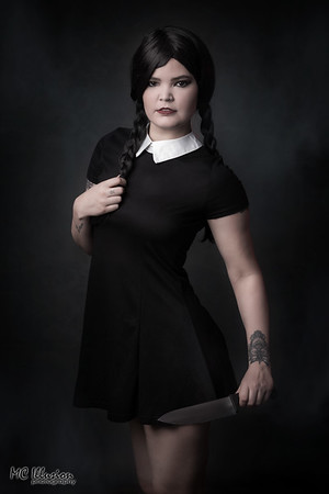 Wednesday Addams - Luna Lovelace