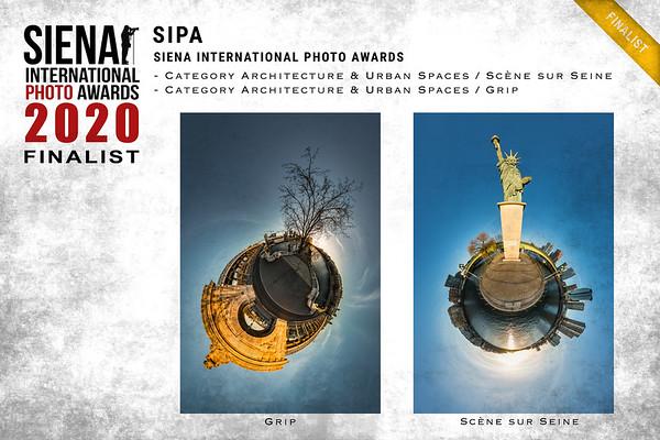Awards Visual Showcase