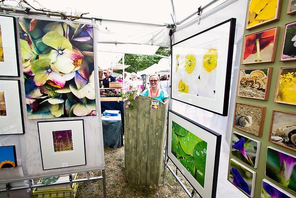 All Souls Food Booth at Biltmore Villiage Arts and Crafts Fair 2011