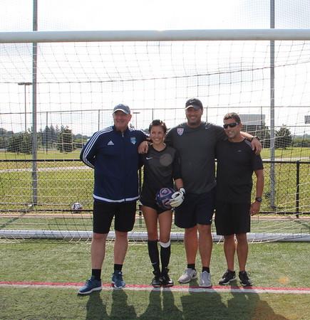 Rob Ryerson Soccer - Maryland Camp 2016