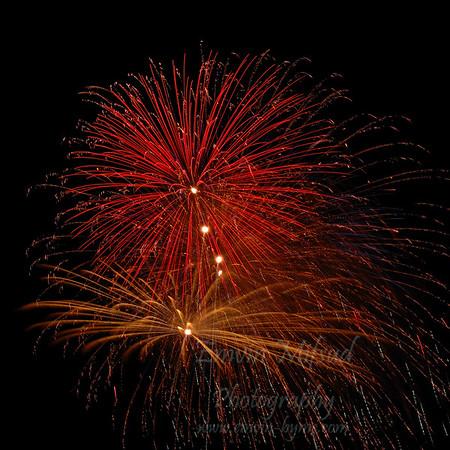 Lija Festa - Aerial Fireworks 2010