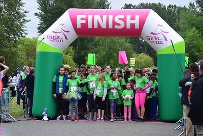 Girls on the Run Spring 2015