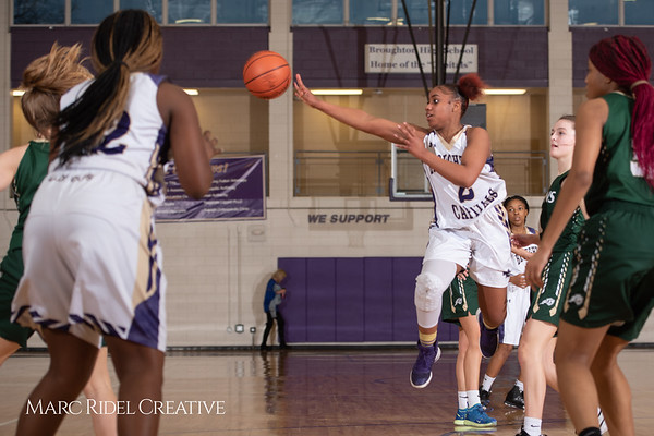 Broughton basketball vs Cardinal Gibbons. February 8, 2019. 750_4733
