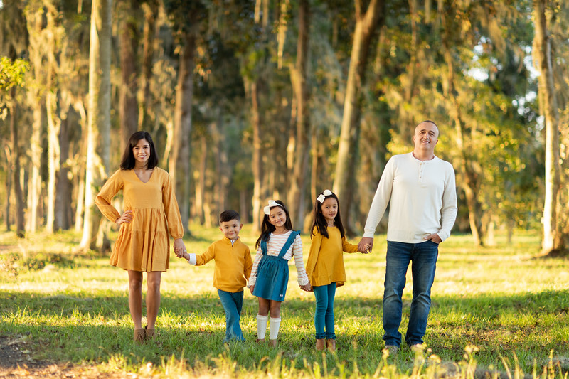 The Matheny Family