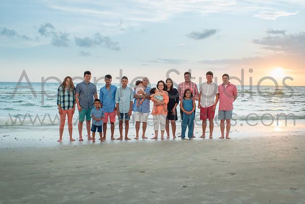 Castellon family beach day 2019