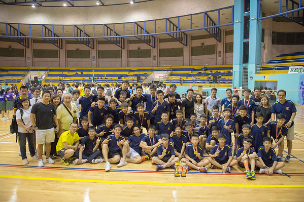 ACSI Badminton Final 2018 - South Zone