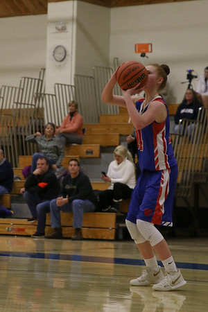 Girls' Varsity Basketball vs. Vermont Academy | January 16