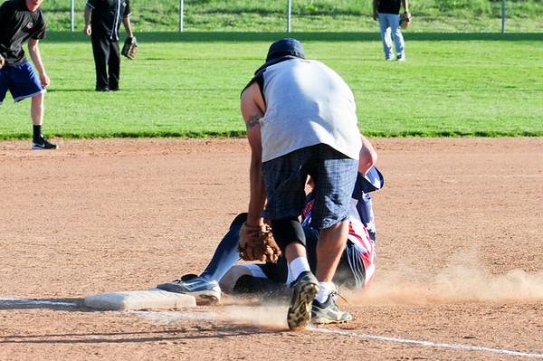Team America vs Mudsharks