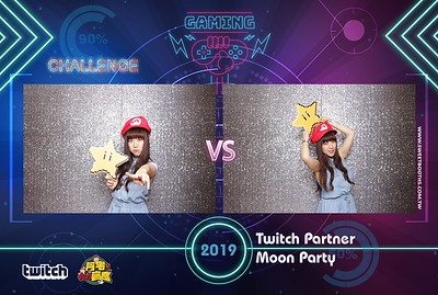 2019 Twitch Partner Moon Party
