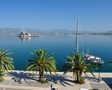 Nafplion and Mycenae
