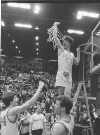Calais basketball 1987