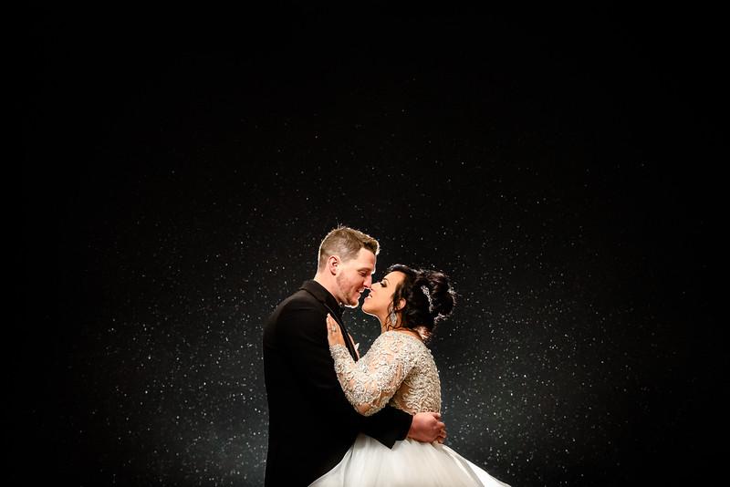 Manda & Corey's NYE Wedding - Newark, DE