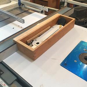 2018 Table Saw Utility Box
