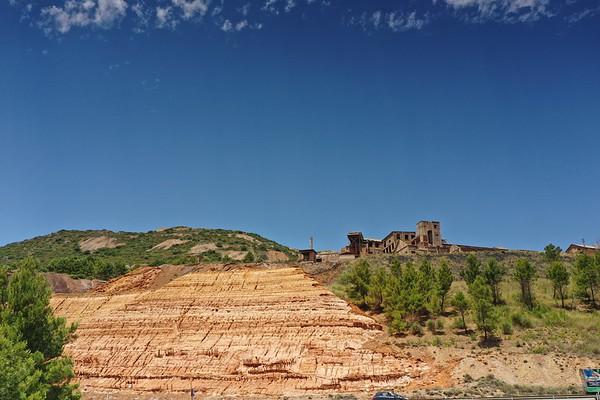 Drone - Miniera di Monteponi - Iglesias - 12.06.2020