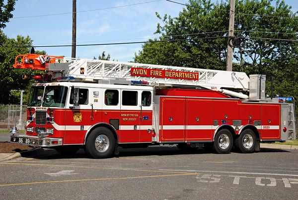 Avon Fire Department Station 86-1