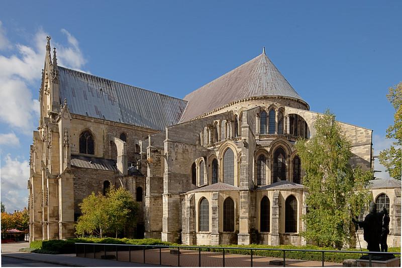 Reims, Saint-Remi Basilica