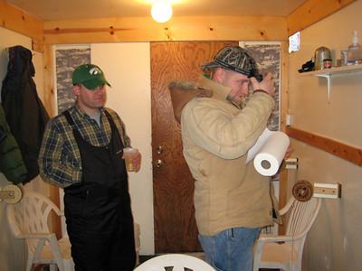 2008.02.23-24 Farm Island Guys Ice Fishing