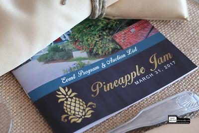 2017 Stranahan House Pineapple Jam