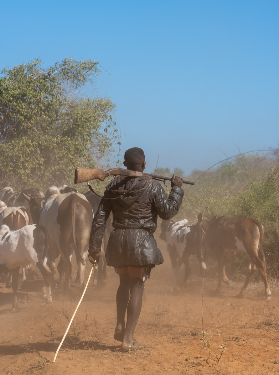 Protecting the herd