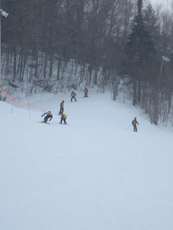 Mont gabriel (2 fevrier)