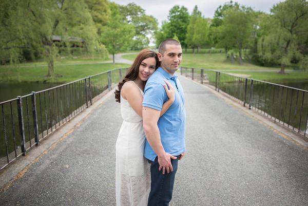 Dana + Carissa Engagement
