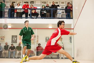 2013-11-09 Glen Brickman (Dartmouth) and Harry Freeman (Cornell)