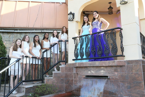 Hailey & Britany's Sweet 16   April 17,2016