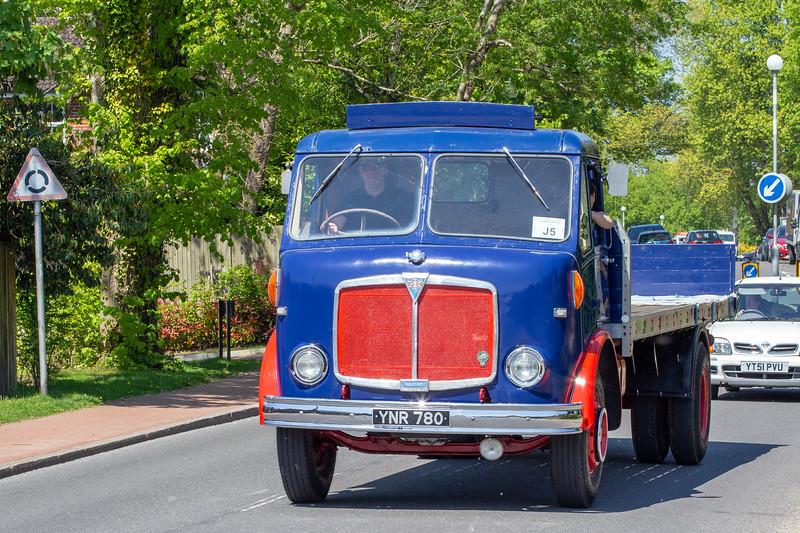 YNR780 1961 AEC Mercury