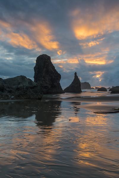 Oregon Coast and Mt St Helens 2017