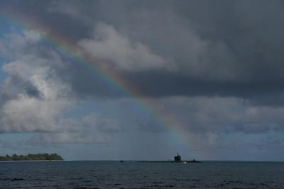 USS Houston December 2009