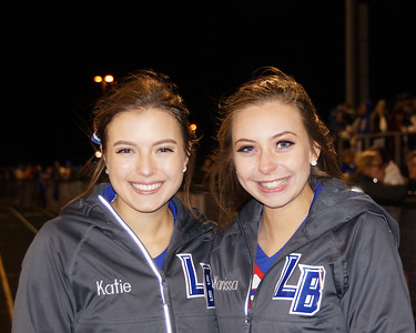 LB Football Cheerleading (2018-2019)