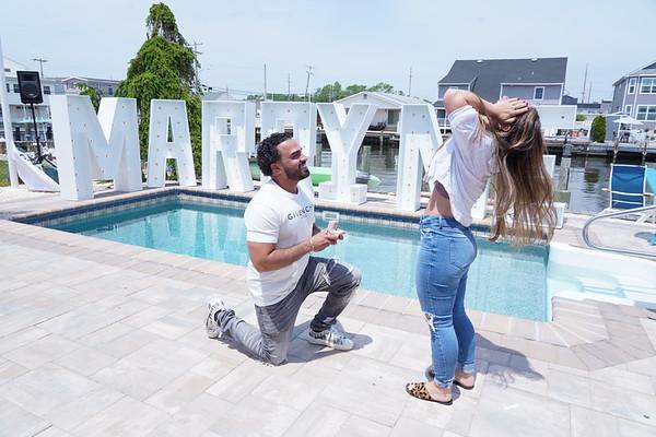 Dom & Seb Surprise Engagement