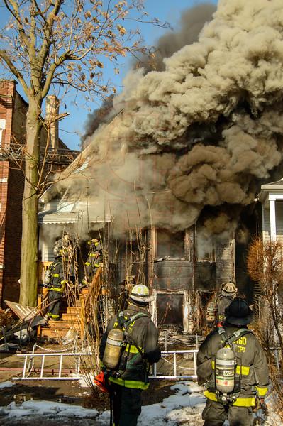 2-11 Alarm + MAYDAY + EMS Plan 1 @ 4828 W Van Buren St