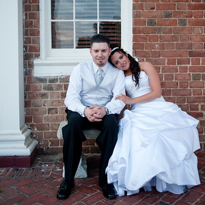 Lloyd & Farrah's Wedding