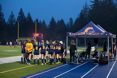 Girls Varsity Soccer vs. Holy Names