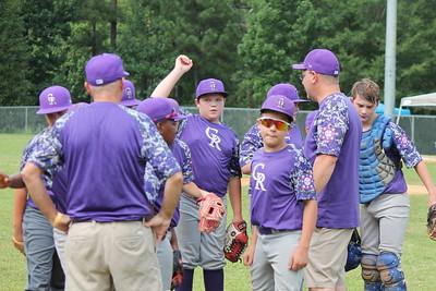 Center hosting Dixie Youth League tournament action