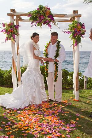 Rogers Wedding - Maui