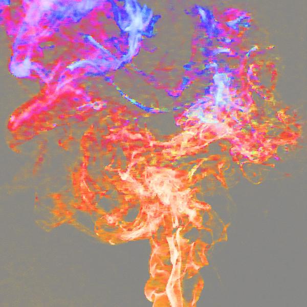 Smoke Trails 4~8578-1sq.